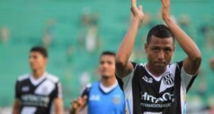 Ramírez marcou de falta contra o Guarani