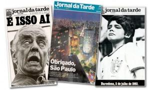 Criado em 1966, o Jornal da Tarde foi um marco na cobertura esportiva.