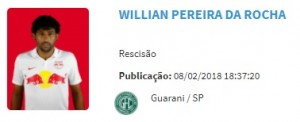 willian rocha